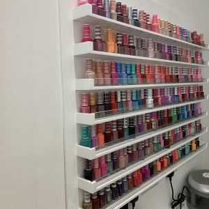 City Nails And Beauty Nottingham Colour Collection
