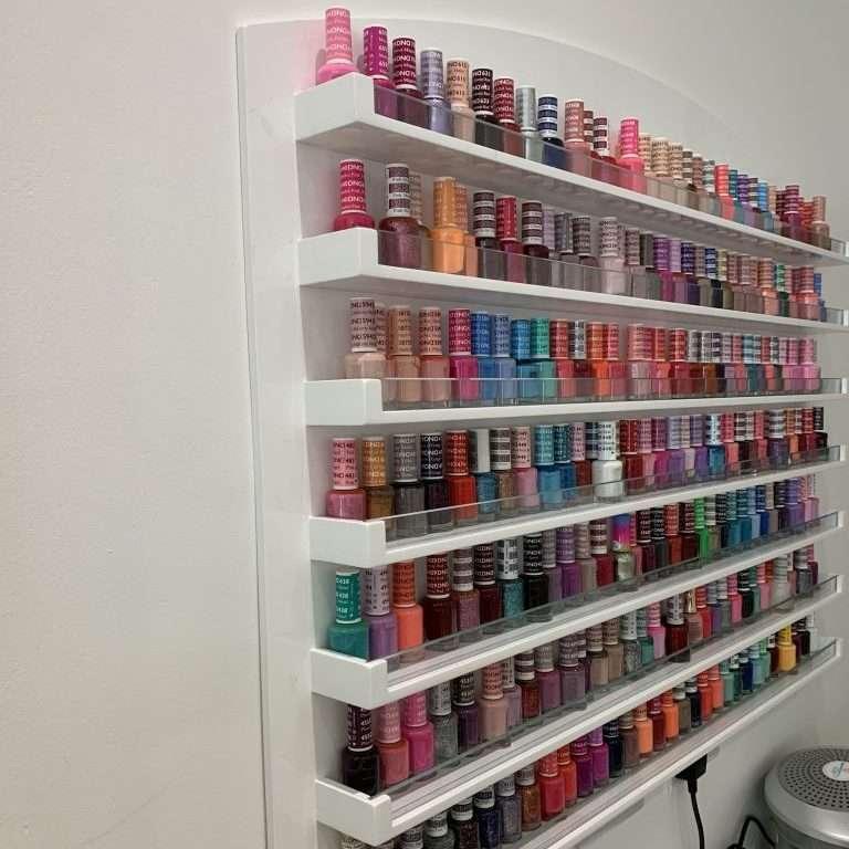 City Nails & Beauty Nottingham Colour Collection