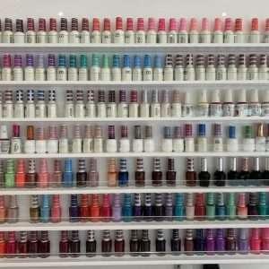 Nail Colour Collection 4