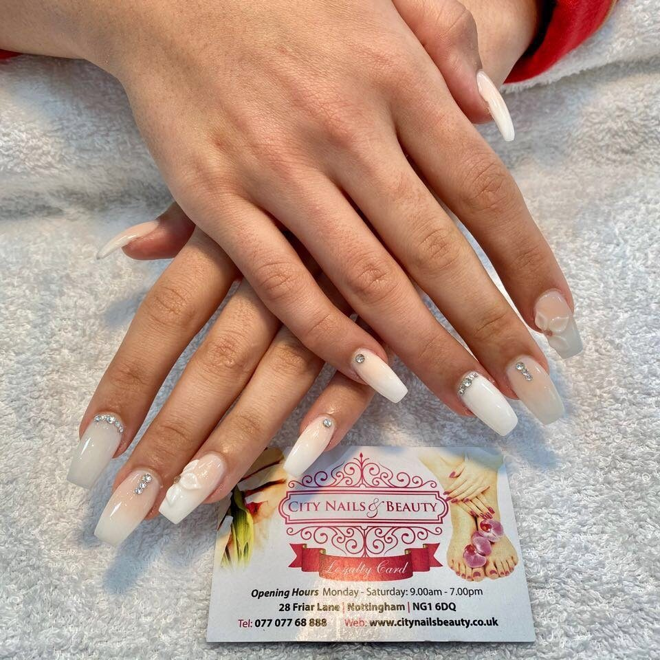 city nails beauty nottingham nail design 31